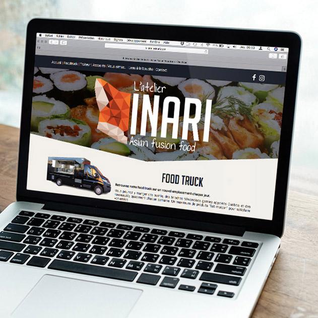 site web sushi avignon