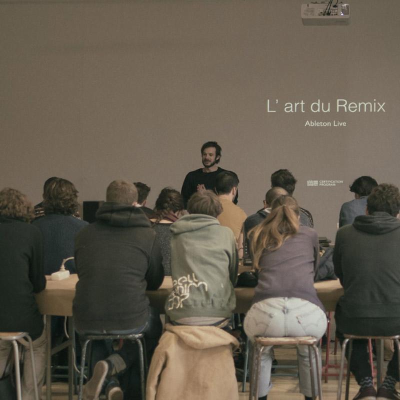 Festival Dernier Cri Montpellier Masterclass