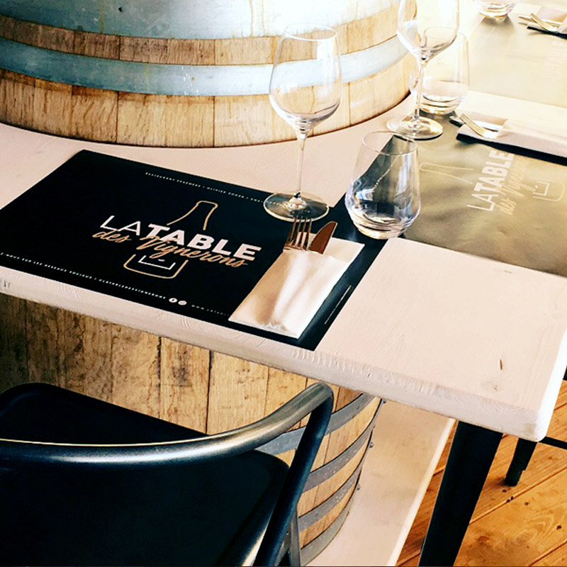 La Table des Vignerons Restaurant