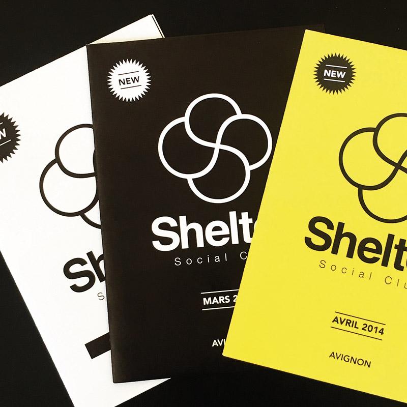 Shelter Social Club Programmes