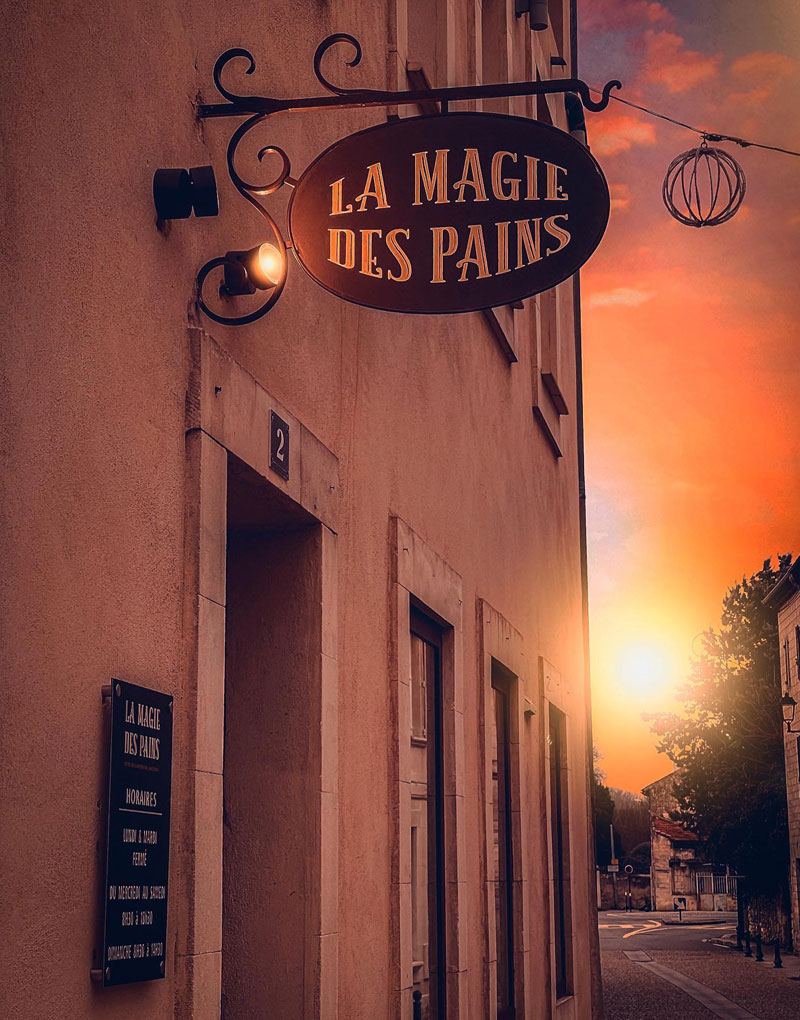 La Magie Des Pains – Community Management –  Agence Effervescence Avignon